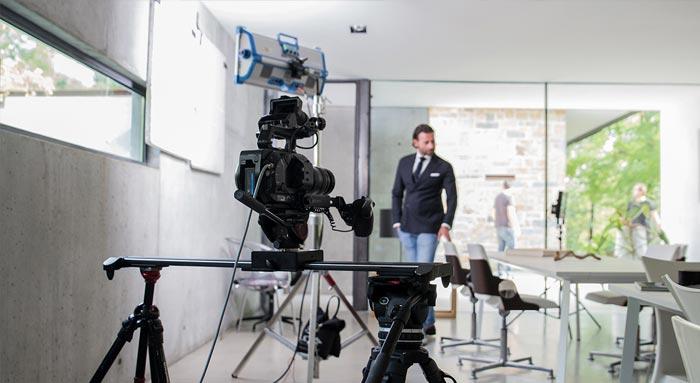 Native Dettaglio backstage video Quadrifoglio