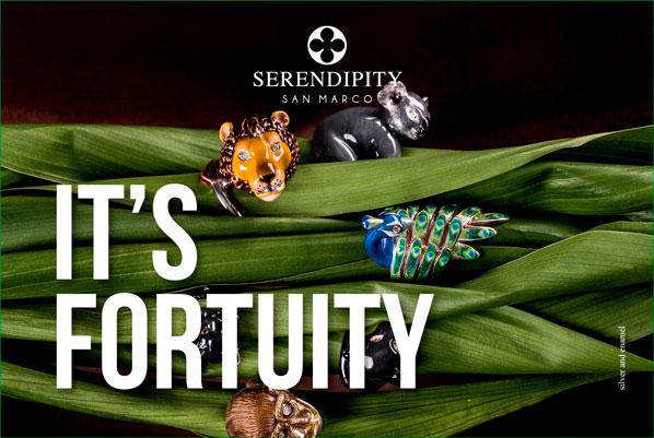 Brand identity e shooting Serendipity