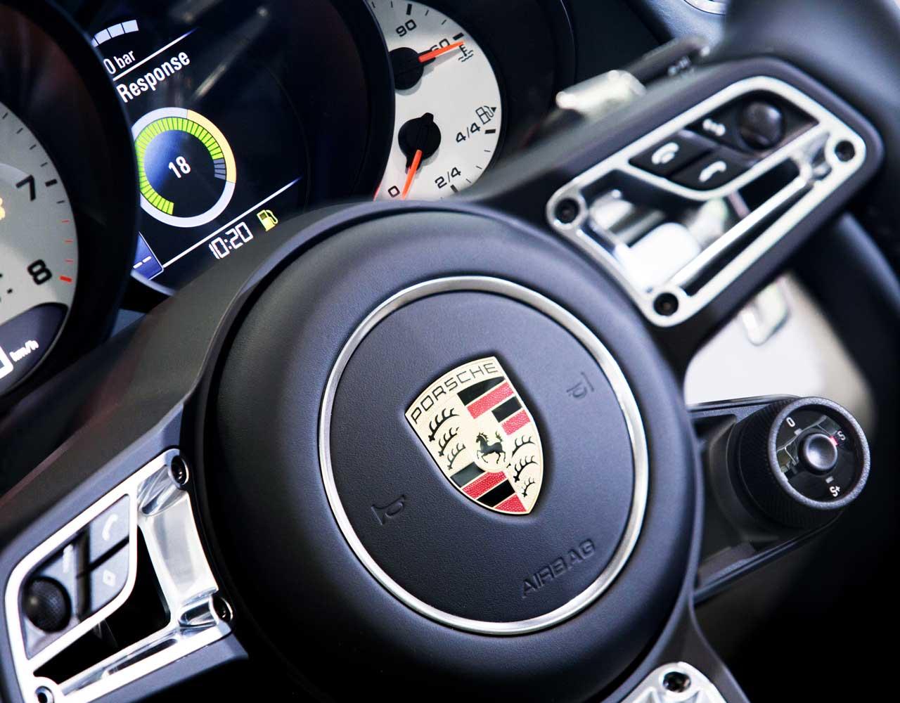 Native Servizio fotografico Porsche Italia