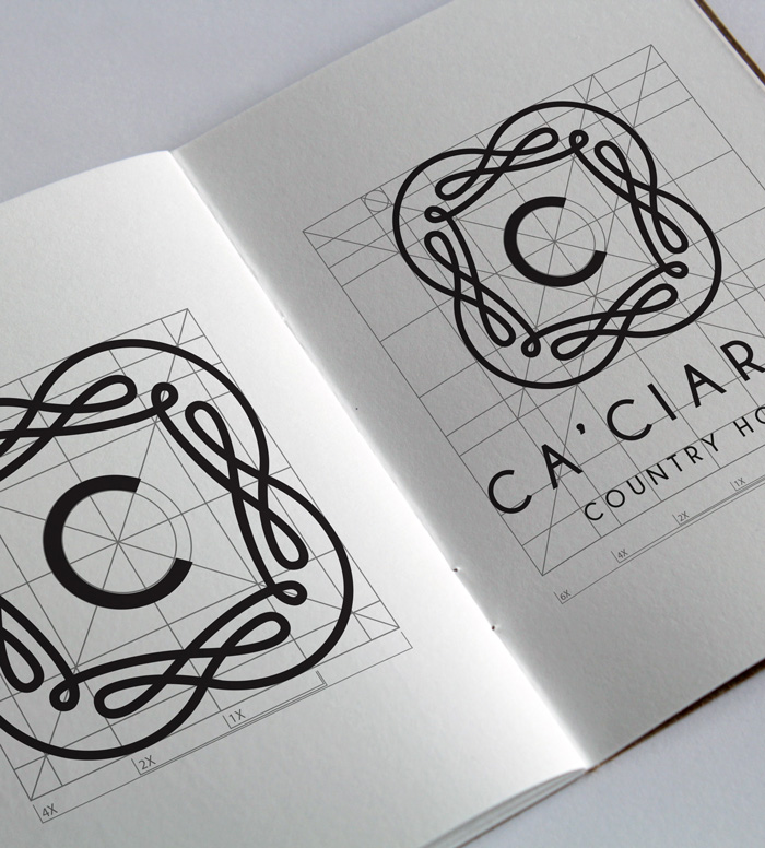 Ca Ciaran brand identity - Native