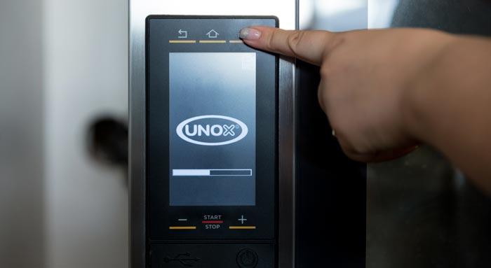 Unox still life tecnologia di Native